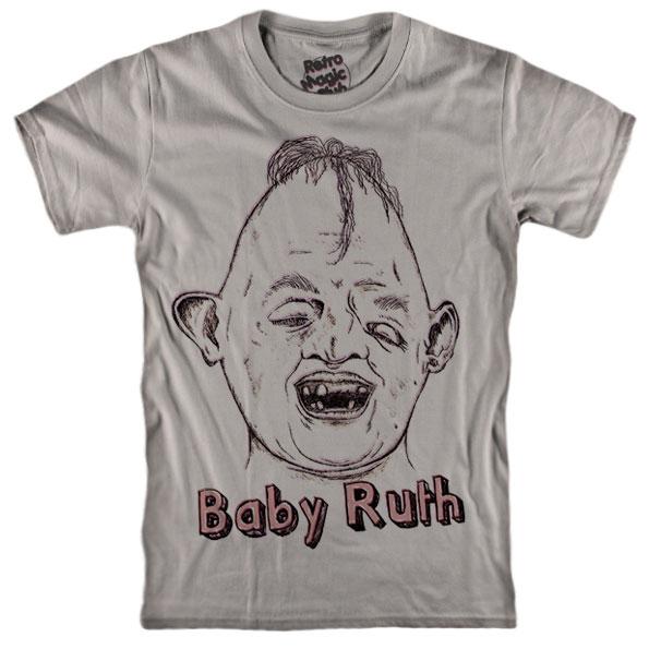 Goonies - BABY RUTH T-shirt - Retro Magic Store