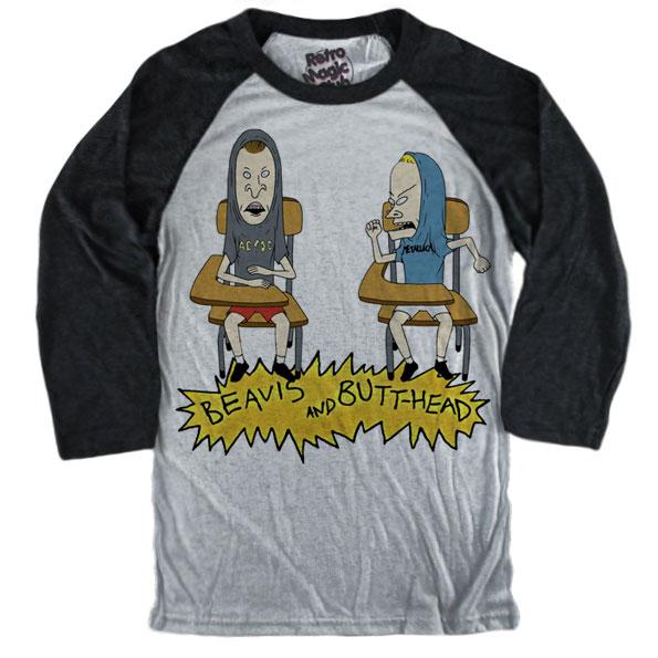 169e0aad65f BEAVIS   BUTTHEAD T-shirt – Retro Magic Store