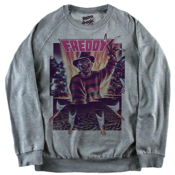 061d2578698 NIGHTMARE ON ELM STREET – Freddy Krueger T-shirt – Retro Magic Store