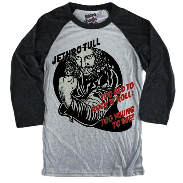 7ed91bc8df0 JETHRO TULL T-shirt – Retro Magic Store