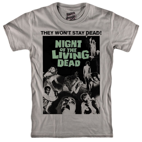 New Night of the Living Dead T-Shirt