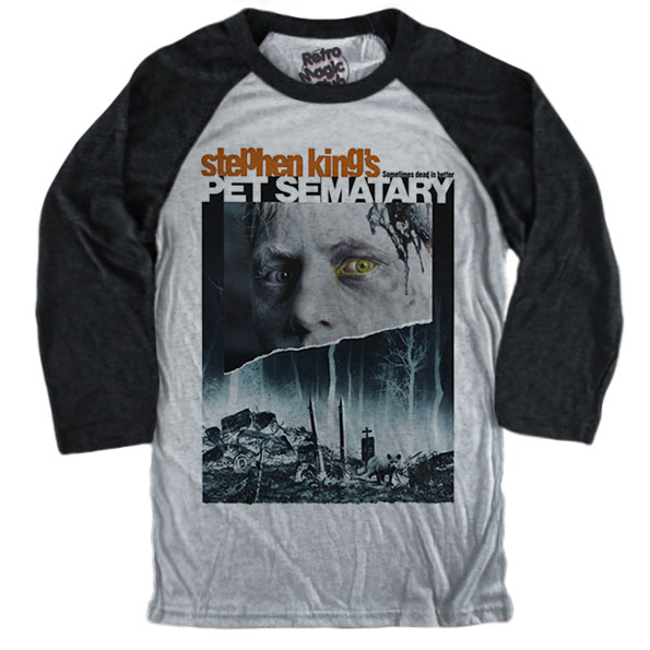 6af964c4534 PET SEMATARY T-shirt – Retro Magic Store