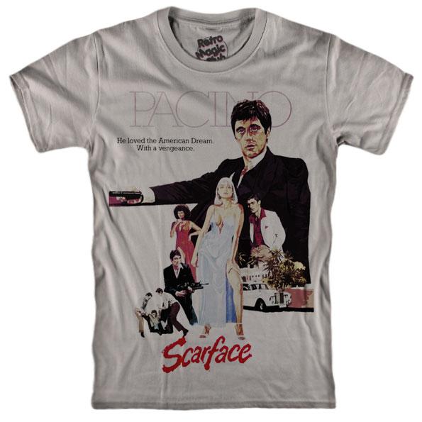 b73b054e1 SCARFACE ELVIRA T-shirt – Retro Magic Store