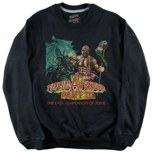 666109d9357 TOXIC AVENGER PART 3 T-shirt – Retro Magic Store