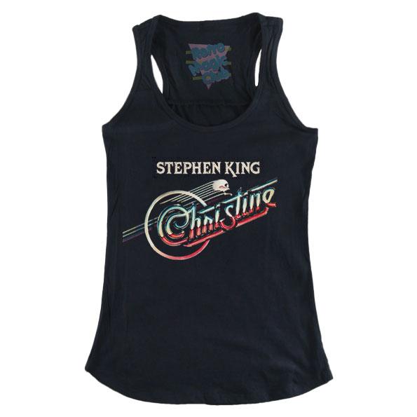 T-Shirt Horror Stephen King Christine